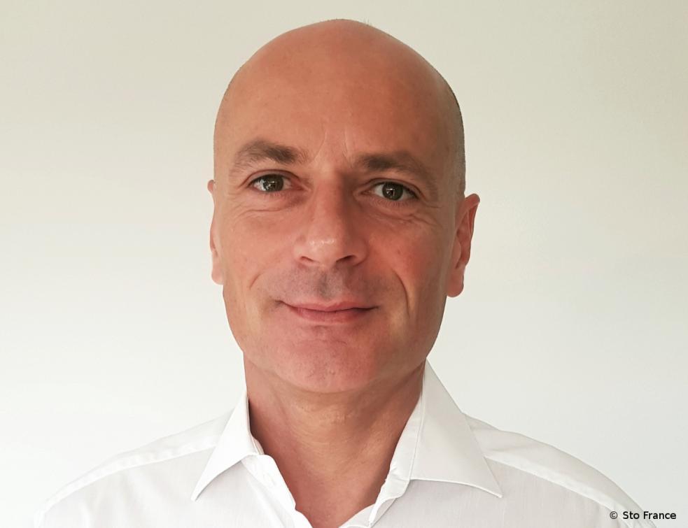 Christophe Pivel nommé Directeur commercial de Sto France