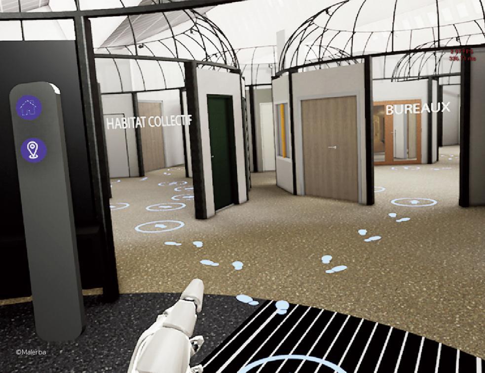 Malerba ouvre les portes de deux nouveaux showrooms virtuels