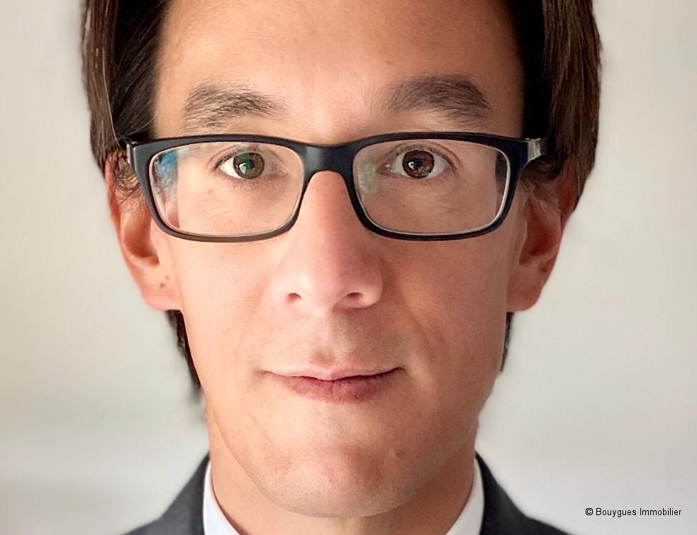 Bouygues Immobilier nomme Cédric GABILLA Directeur Relation Grands Comptes