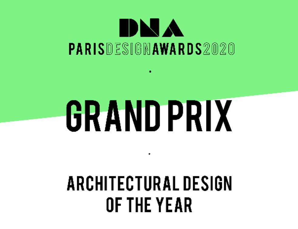 Manuelle Gautrand Architecture, lauréate du DNA AWARDS 2020