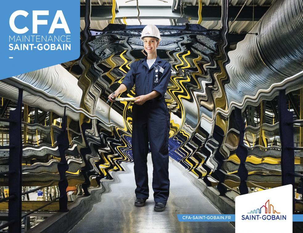 Saint-Gobain lance son premier CFA en France