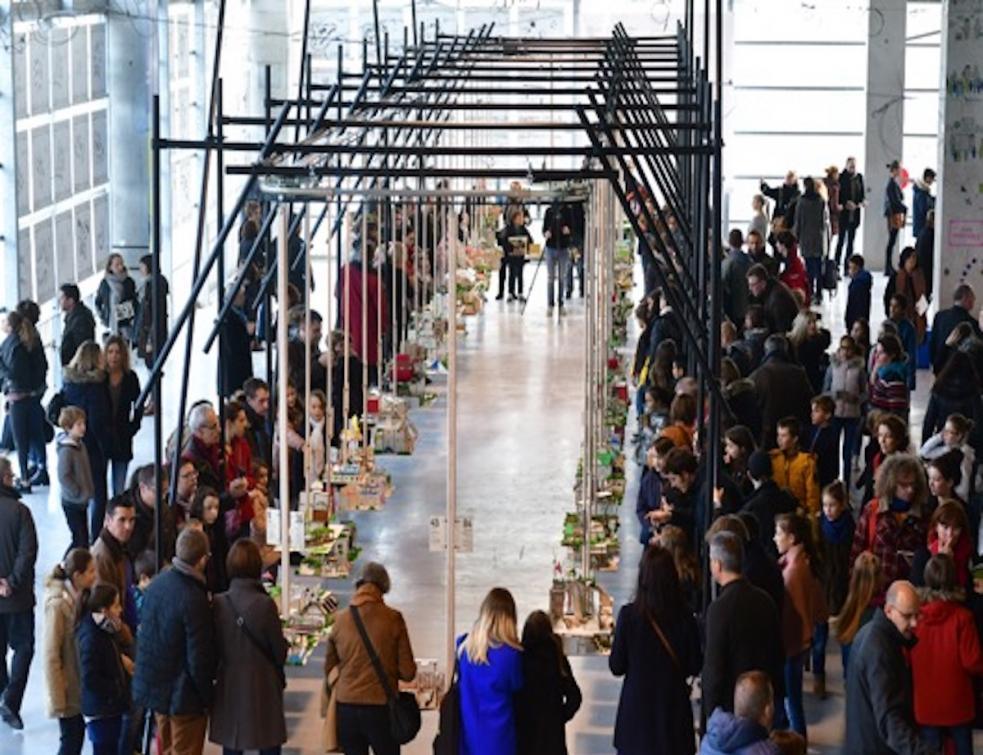 5ème biennale du Réseau des maisons de l'architecture à Clermont-Ferrand