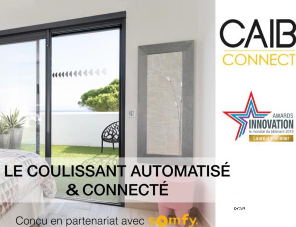 CAIB, premier industriel à commercialiser « WiBaie »