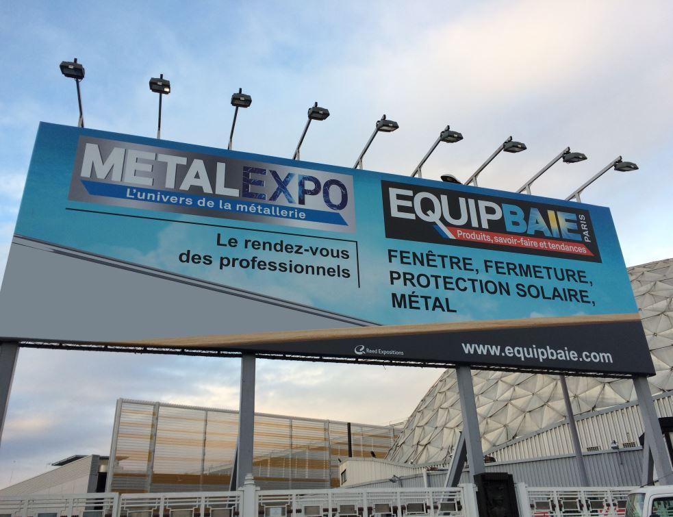 Report du Salon ÉQUIPBAIE-MÉTALEXPO 2020