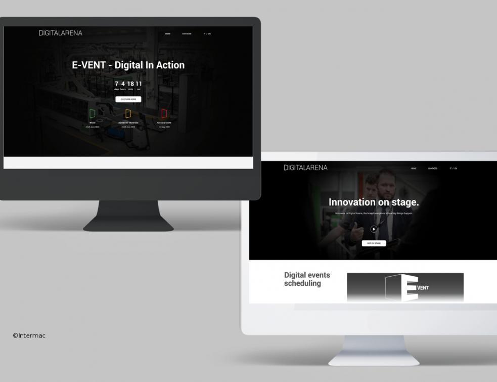 Intermac présente « E-vent : Digital in Action »