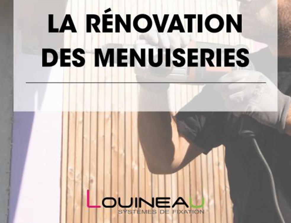 Louineau lance son guide professionnel de la rénovation