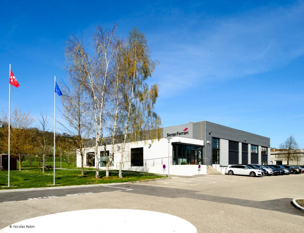 Le Groupe Serge Ferrari annonce l'acquisition de la société Verseidag-Indutex