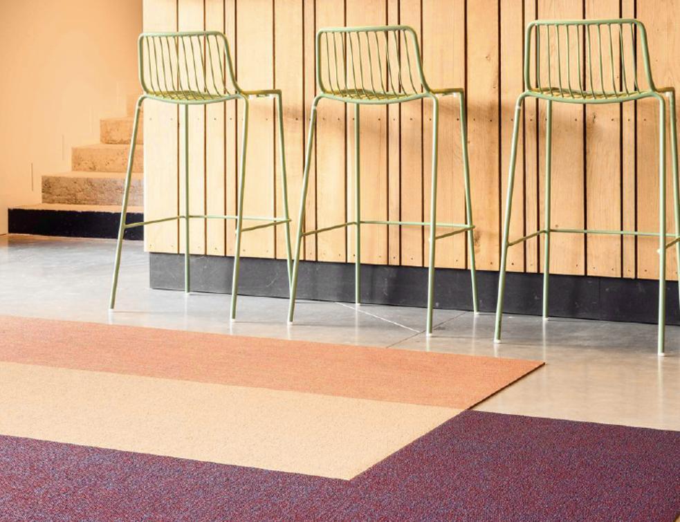Dickson dévoile sa nouvelle collection de tapis indoor et outdoor