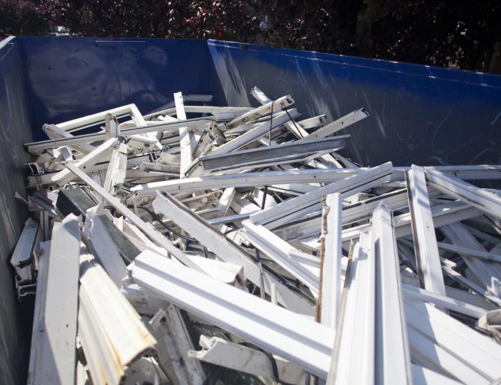 L'UFME renforce sa démarche de recyclage des menuiseries PVC