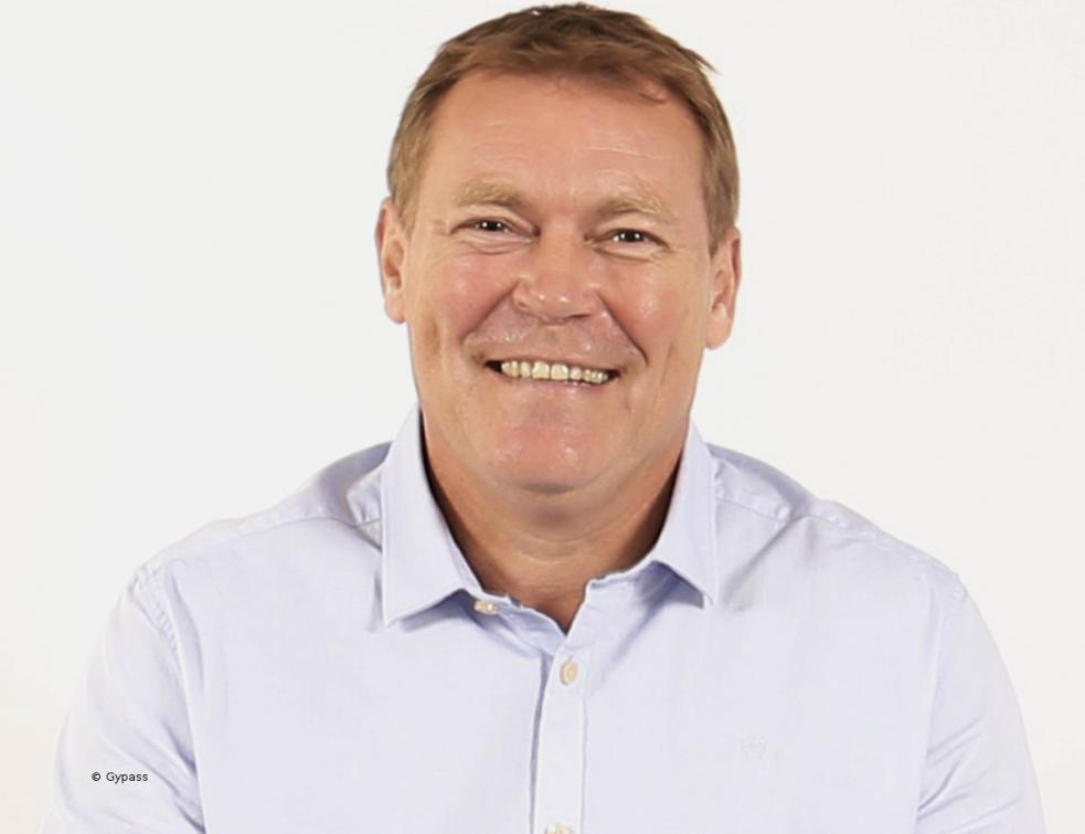 Gypass accueille un nouveau directeur commercial