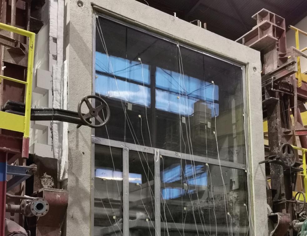 VD-Industry donne de la hauteur avec son mur-rideau EI160