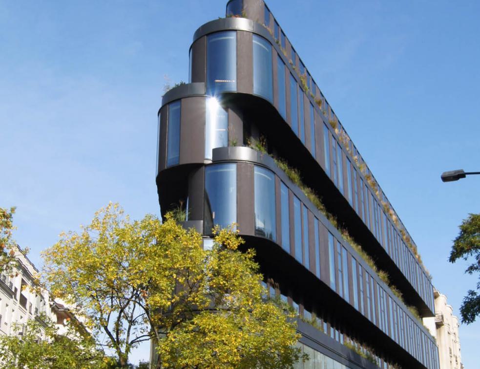 Isolation optimale du nouvel hôtel Nobu de Varsovie avec les intercalaires Swisspacer
