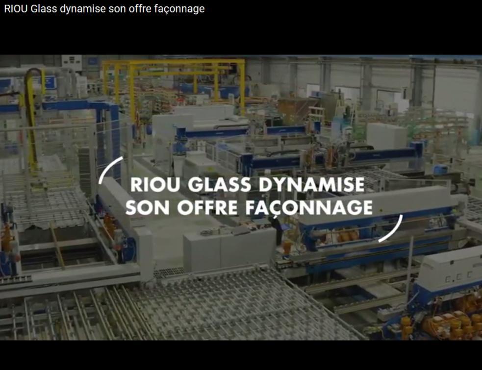 Riou Glass investit 2 M€ dans une nouvelle ligne de façonnage entièrement automatisée