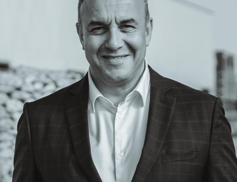 Raphaël Dericbourg devient directeur général de Kawneer Europe du Sud et Nord-Est