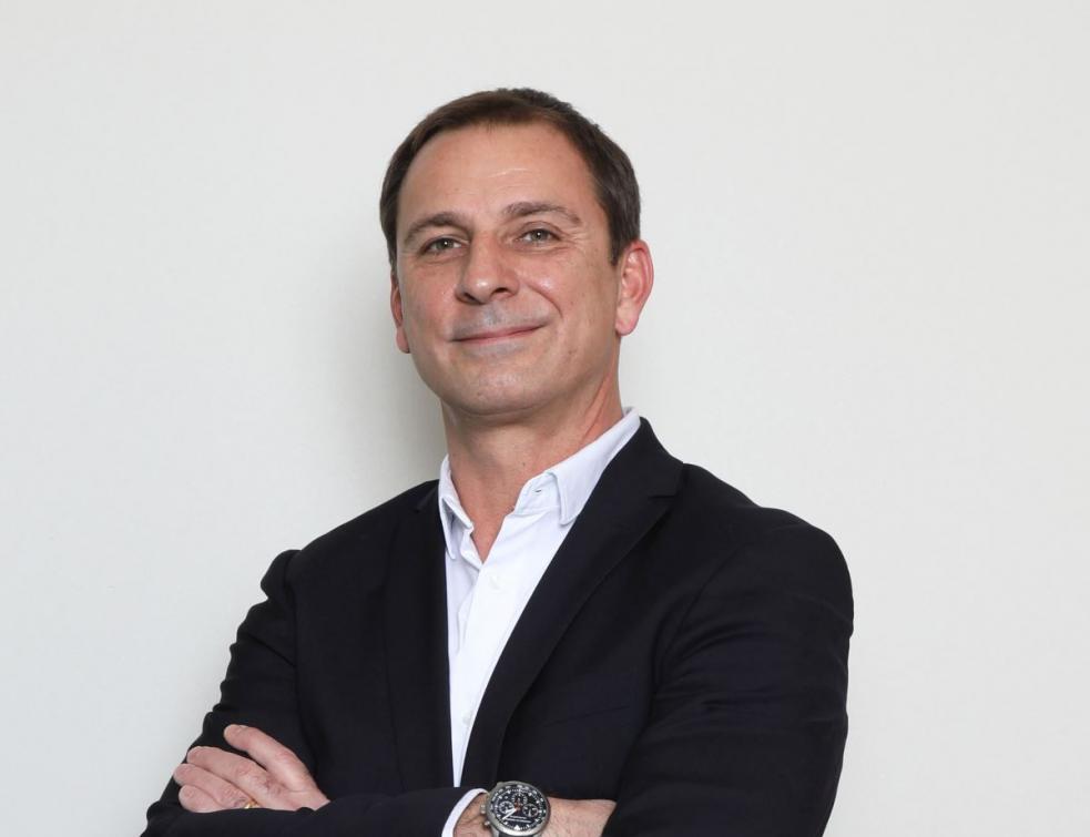 Olivier Briat, nouveau directeur général de Préfalu, spécialiste du portail sur mesure