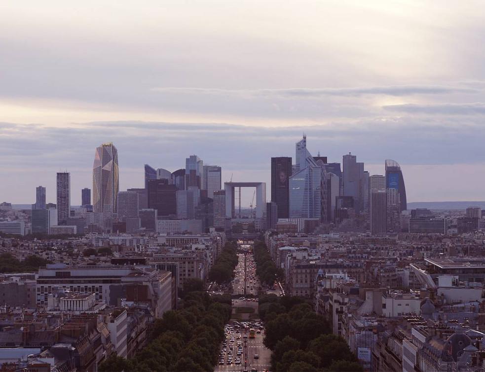 VD-Industry fabrique les menuiseries vitrées de la Tour Hekla à Paris-La Défense