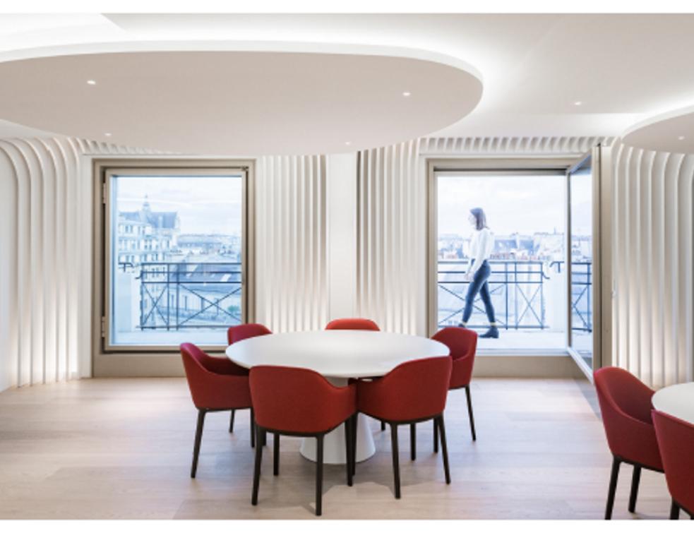 Studios Architecture signe le nouveau siège d'Unofi