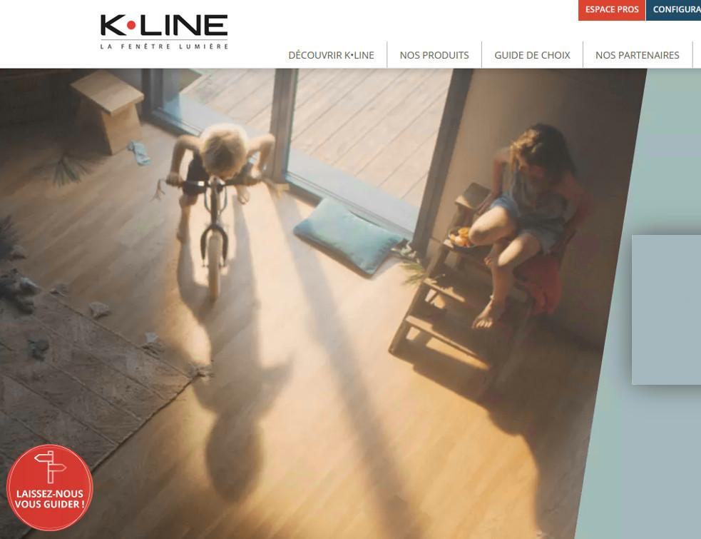 K.Line en pleine lumière avec son nouveau spot TV