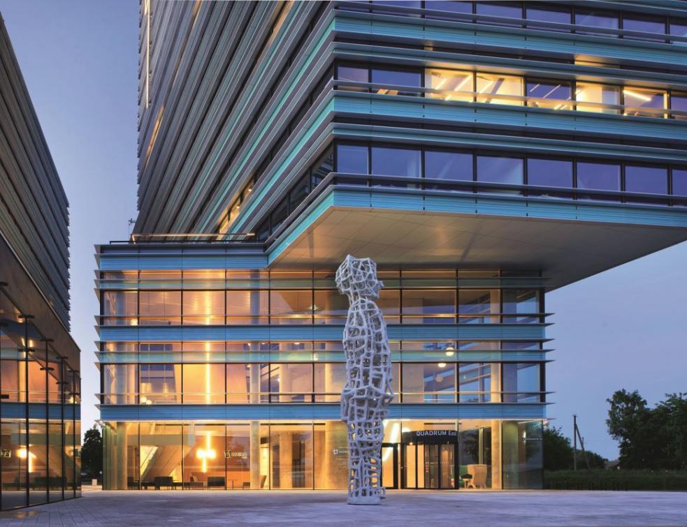Wicona enrichit sa gamme Wictec de deux nouveaux systèmes innovants de façade