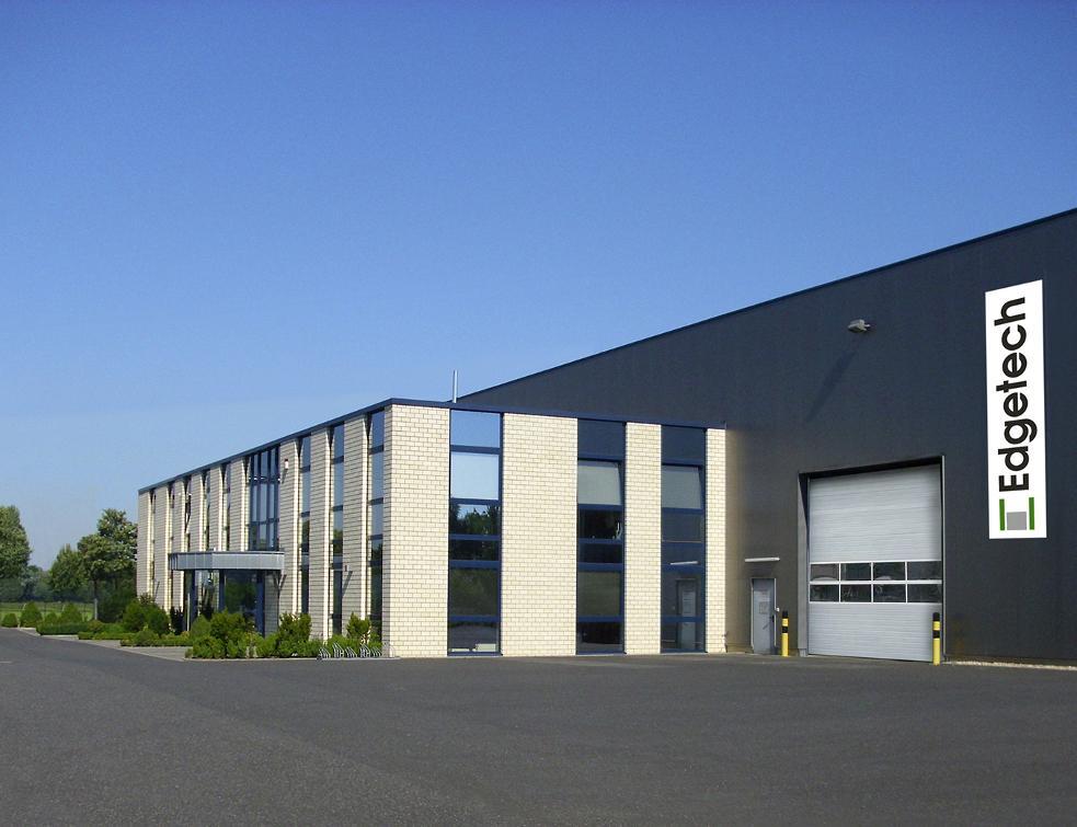 Edgetech Europe GmbH fête 10 ans de production Super Spacer® à Heinsberg, Allemagne