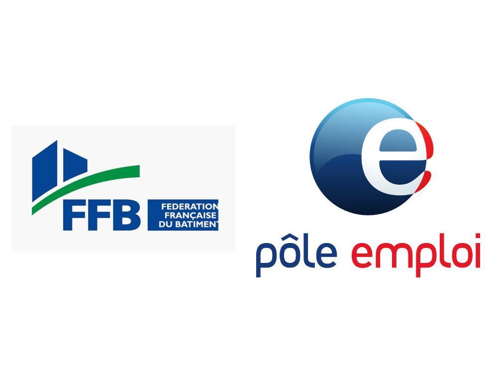 La FFB et  Pôle emploi renforcent leur soutien au recrutement des entreprises