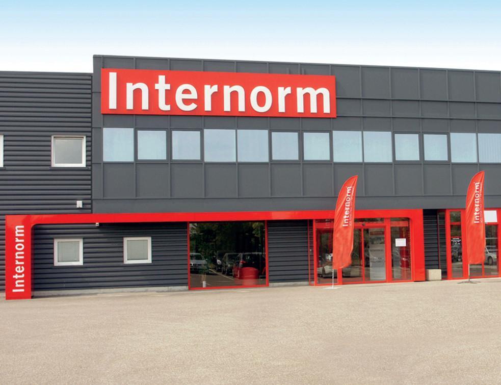 La filiale française d'Internorm se lance de nouveaux défis