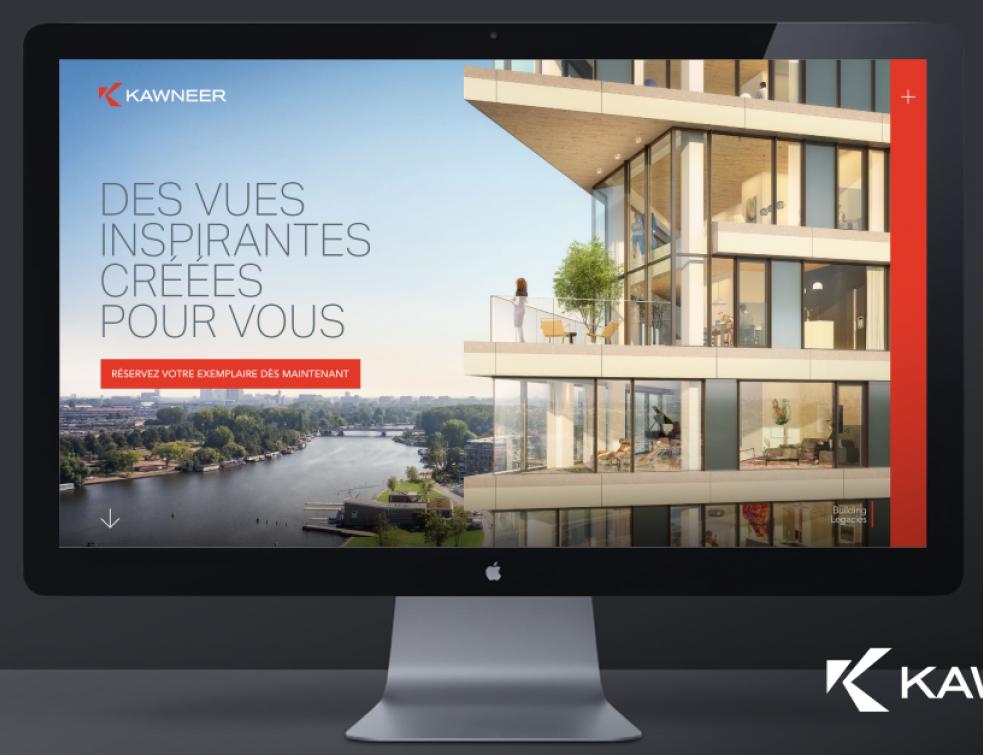 Kawneer ouvre de nouveaux horizons avec son portfolio PerspeKtives