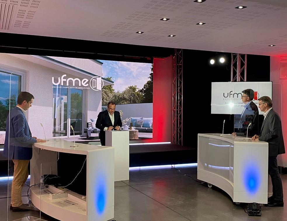 L'UFME en mode JT digital pour son assemblée générale annuelle