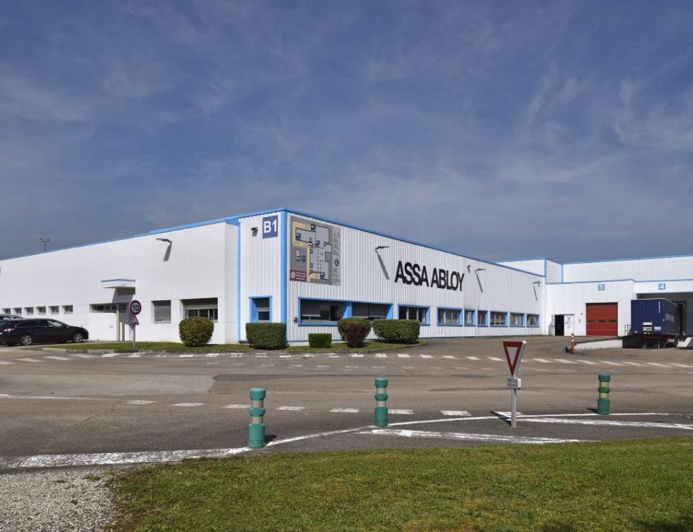 Les sites industriels de Vachette/Assa Abloy accélèrent leur transition environnementale