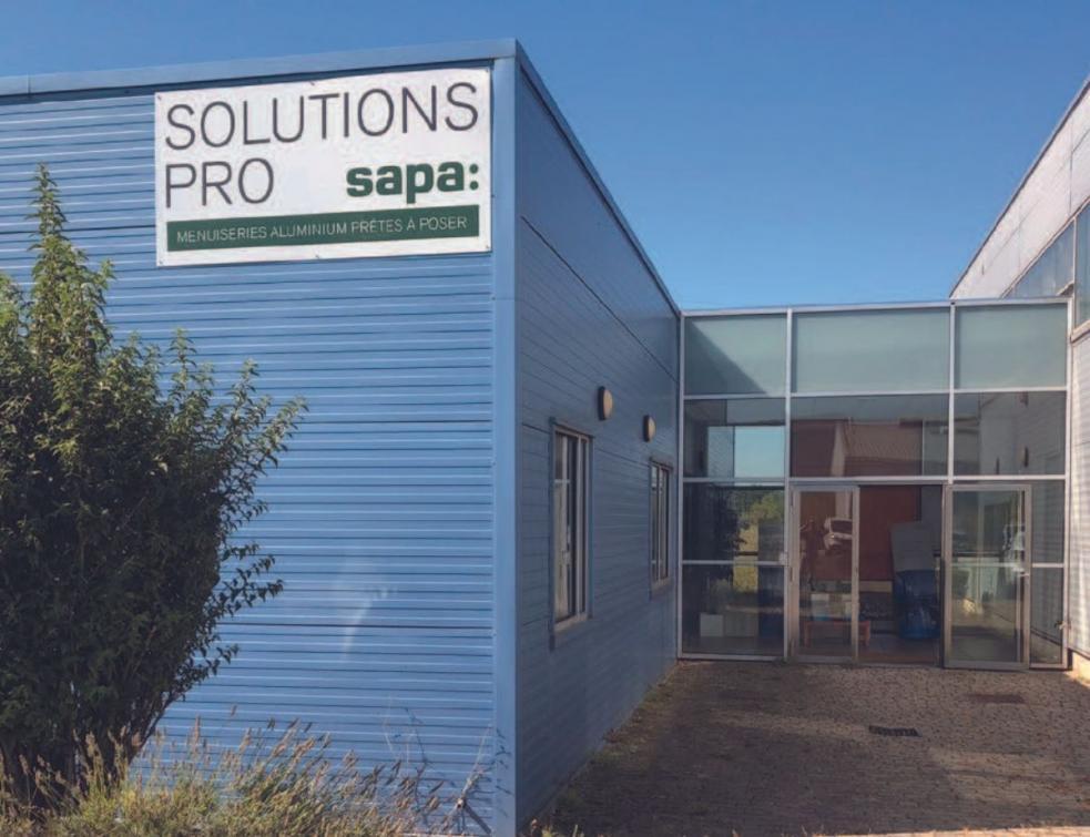 Christophe Estival, nouveau responsable du réseau Solutions Pro Sapa