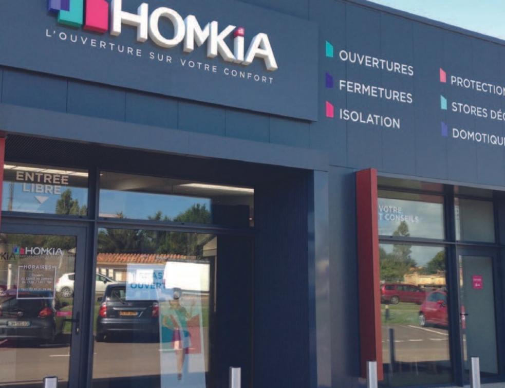 Homkia, un écosystème en expansion