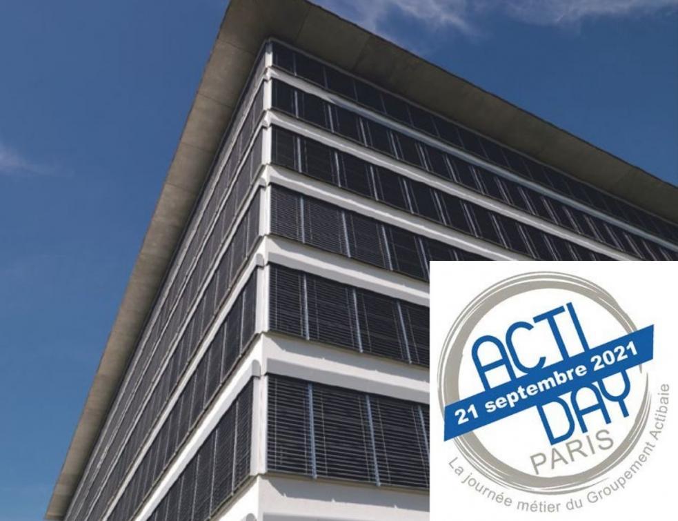 ActiDay : l'événement métier du groupement Actibaie