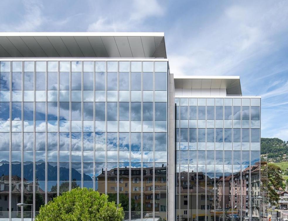Les vitrages intelligents SageGlass participent à la rénovation du siège mondial Nestlé